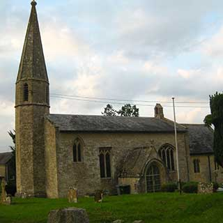 Image of St John the Baptist, Fifield