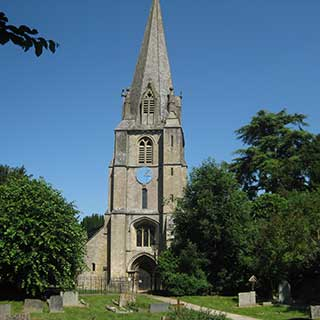 Image of St Mary the Virgin, Shipton under Wychhwod