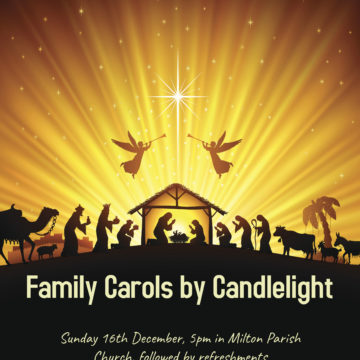 Milton Family Carols by Candlelight