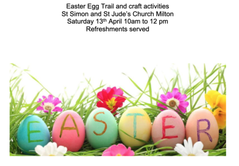 Easter Hunt and Crafts