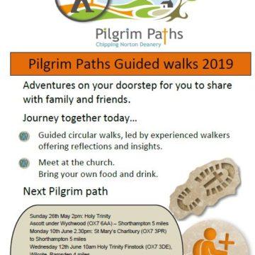 ilgrim Paths May June 2019