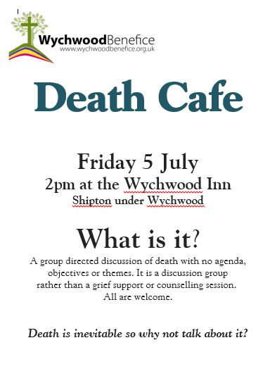 Death Cafe July