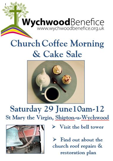Shipton Church Coffee Morning