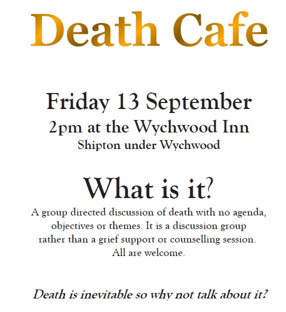 Death Cafe Sep 19