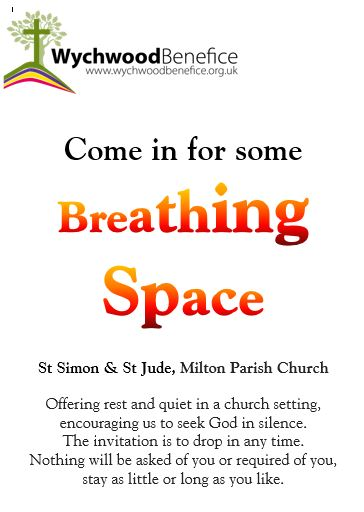 Breathing Space 21 Jan 12-12.30