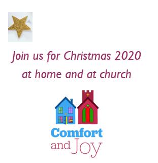 Christmas 2020 Comfort and Joy