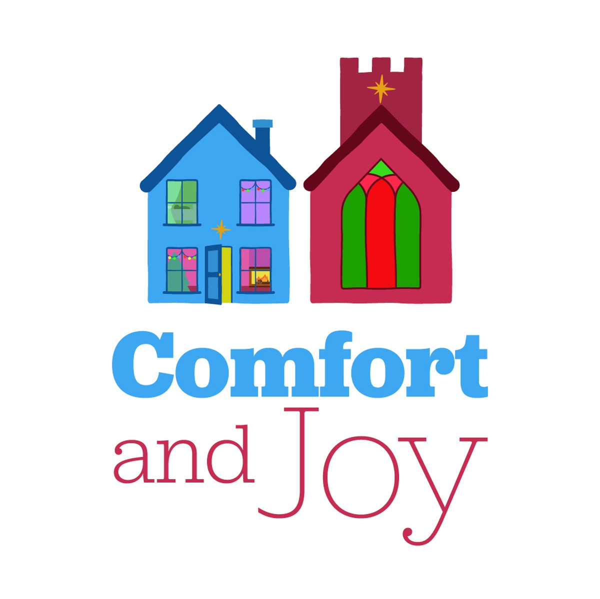 Comfort and Joy logo