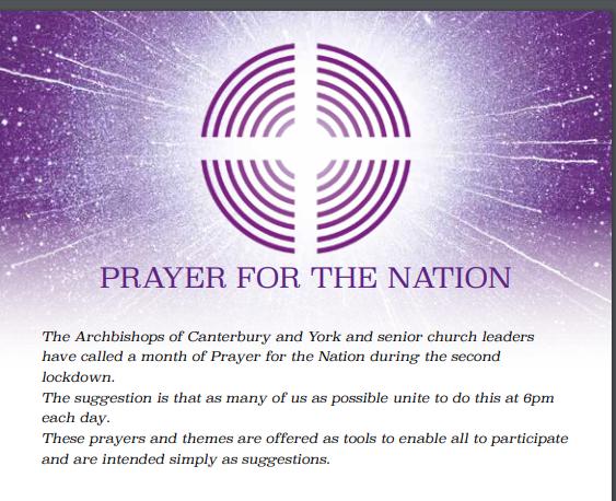 Prayer for the Nation