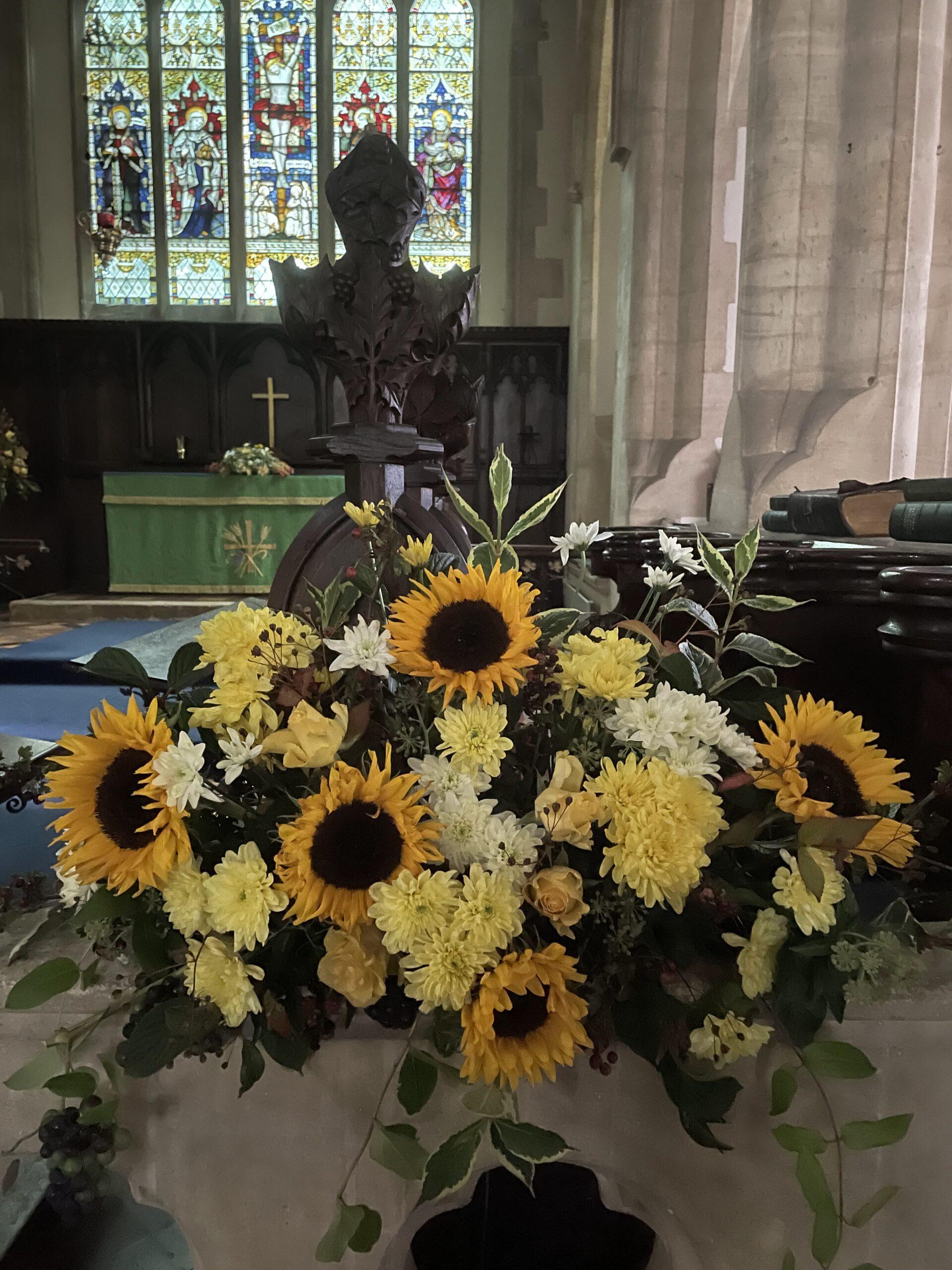 Milton Harvest Flowers